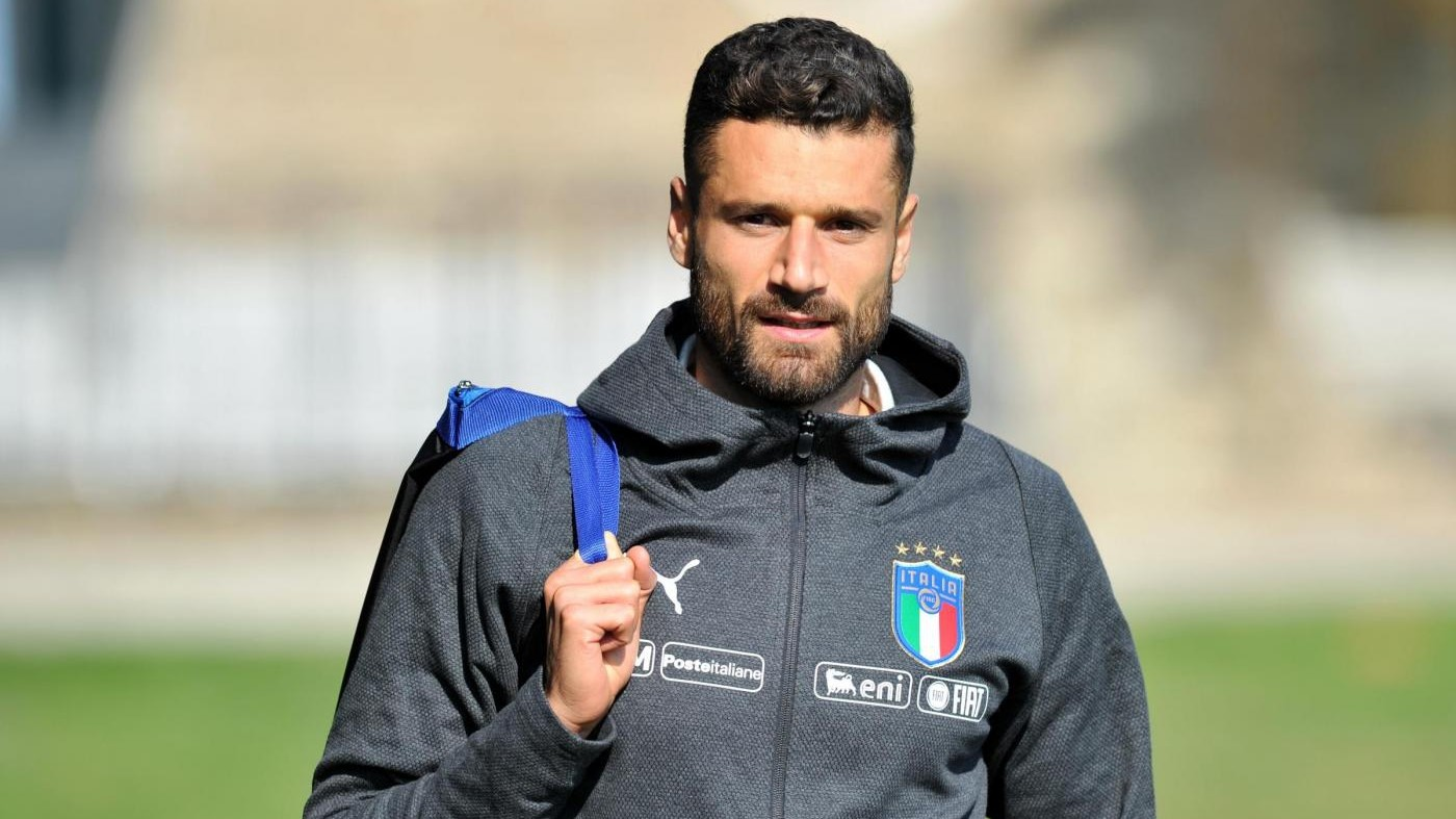 """Candreva: """"Con Inter voglio vincere derby. E poi andare al Mondiale"""""""