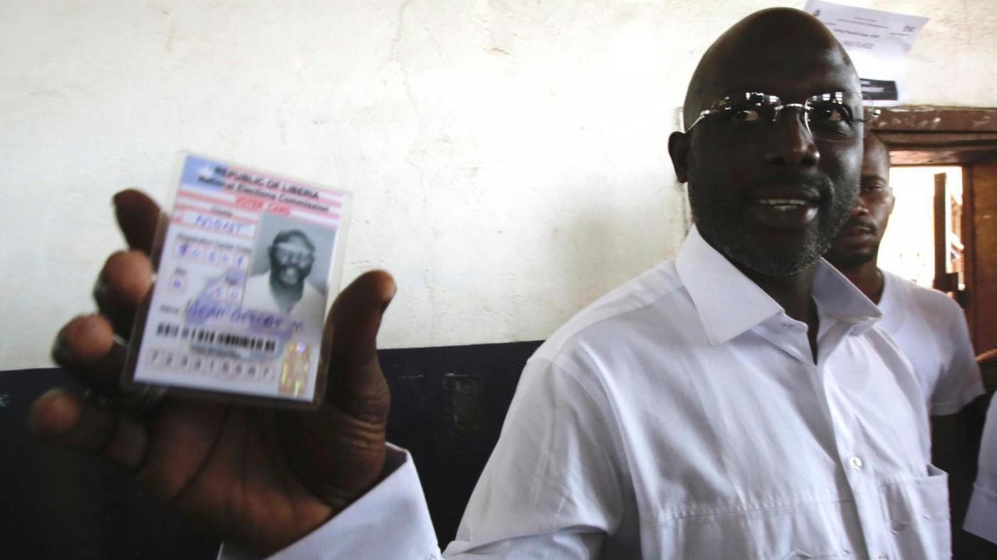Weah presidente della Liberia? Maldini si congratula, ma è mistero