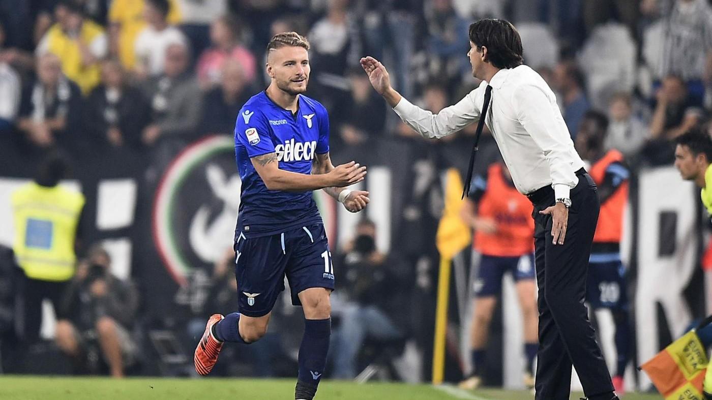 Serie A, Immobile ribalta Juve: impresa Lazio, Dybala sbaglia rigore