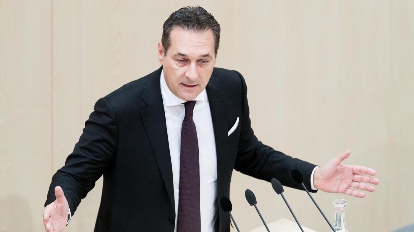 Austria, Strache: odontotecnico che vuole portare ultradestra al governo