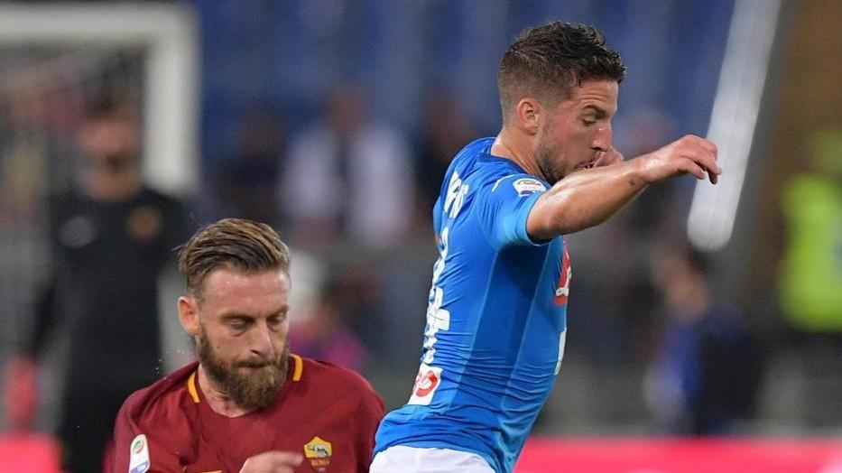 Le pagelle di Roma-Napoli: Insigne decisivo, De Rossi delude