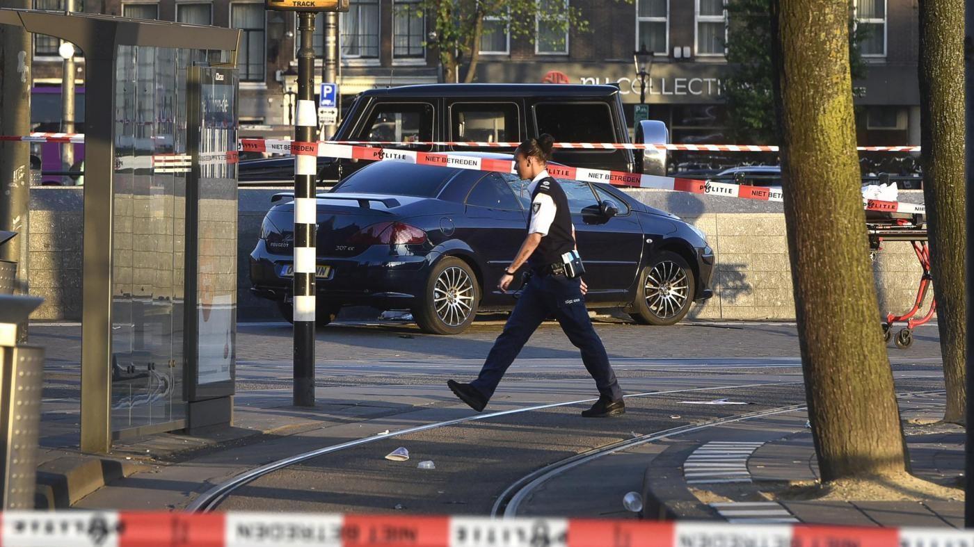Olanda, italiano ucciso ad Amsterdam: arrestato il presunto omicida