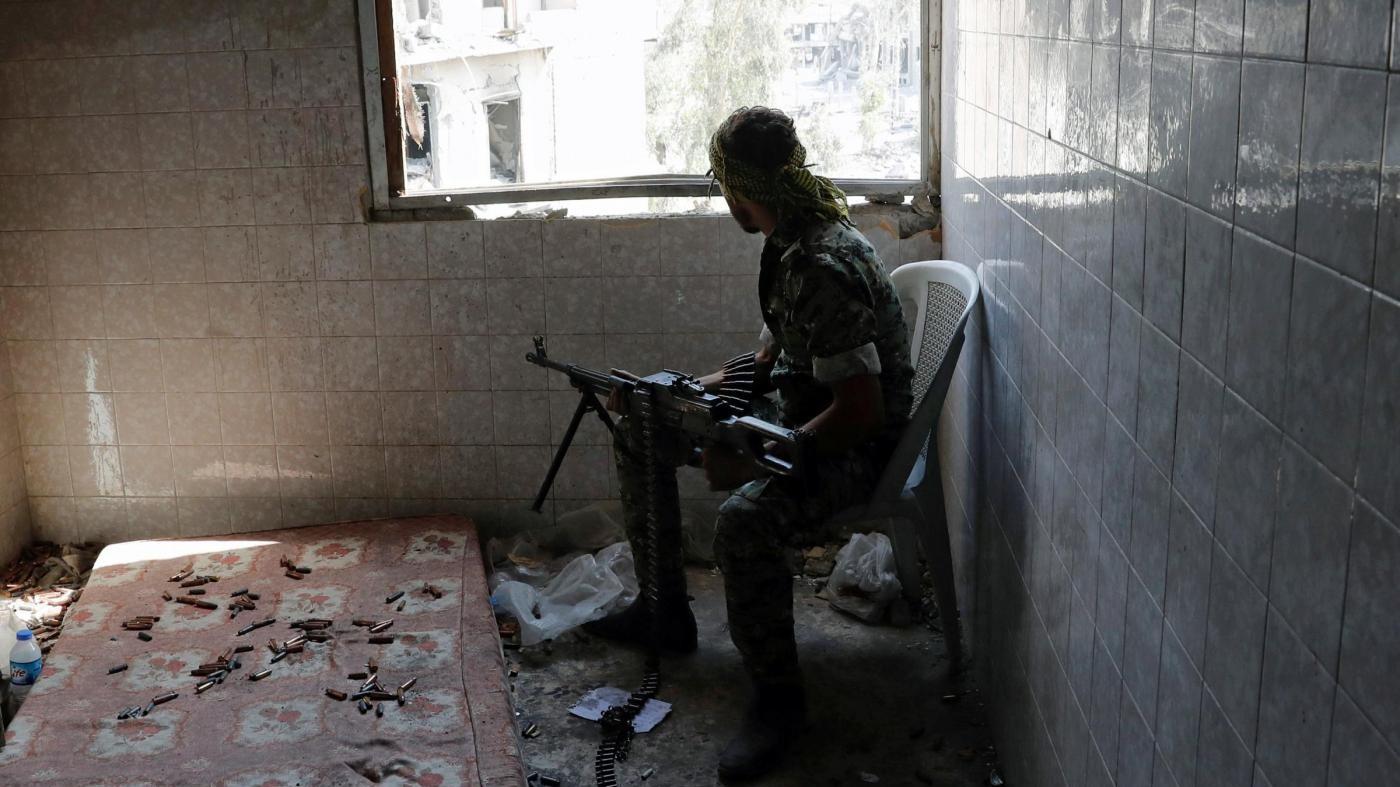 Isis, forze curde: Assalto finale per liberare Raqqa da jihadisti