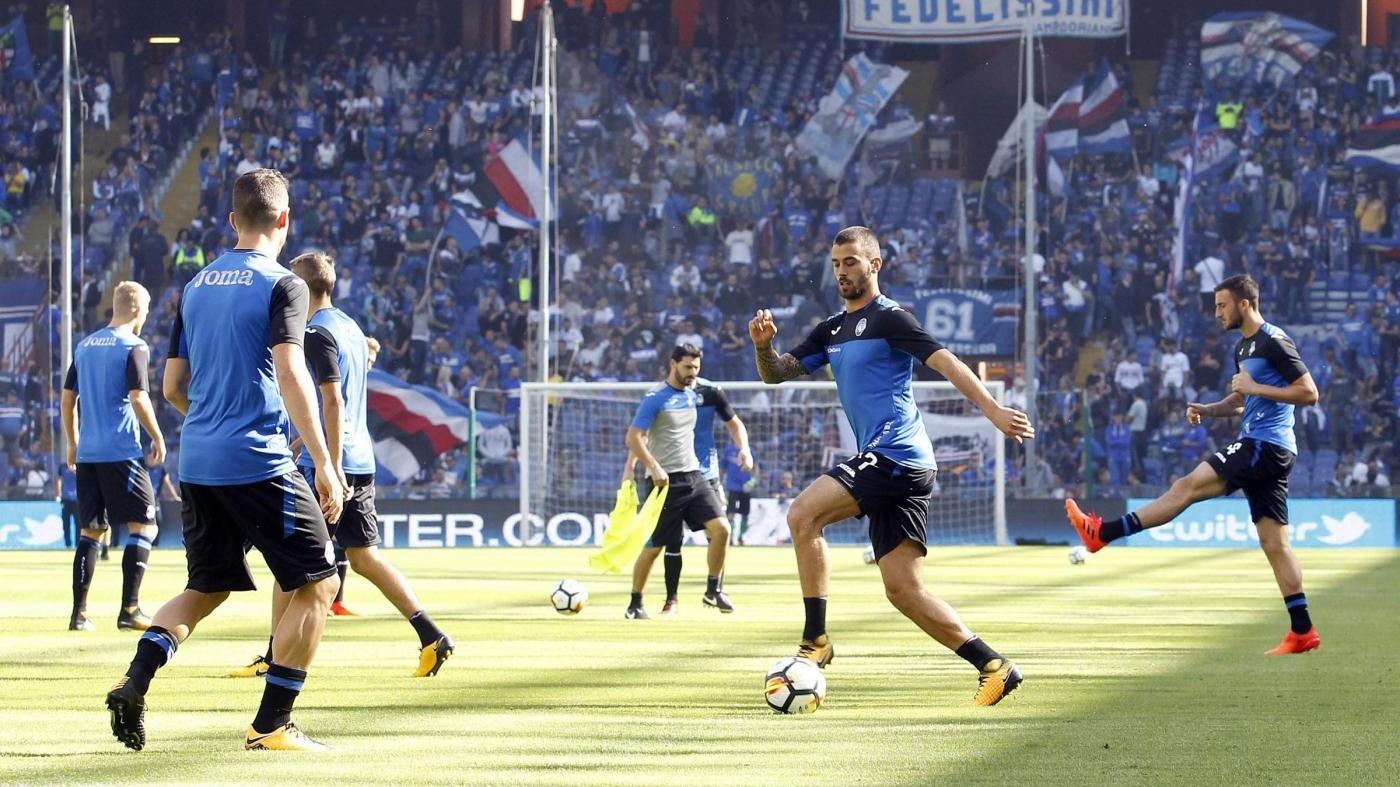 Serie A, l'ottava giornata di campionato in diretta