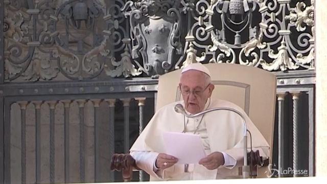 Il Papa annuncia una riunione di giovani in vista del Sinodo 2018