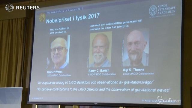 Assegnato il Nobel per la chimica