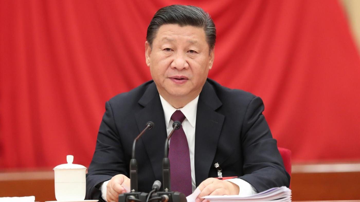 "Cina, Xi: ""Pronti a diventare un grande Paese socialista moderno"""
