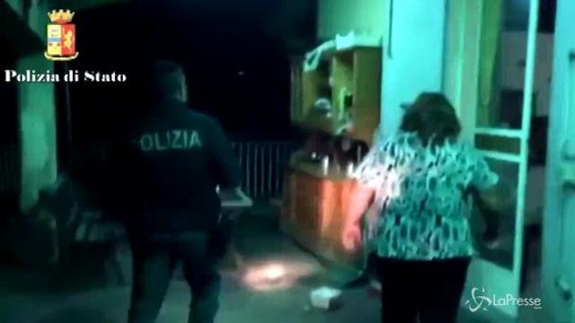 Patto mafia-'ndrangheta per il traffico di droga: 25 in manette a Catania