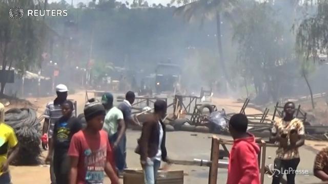 Camerun, 17 morti negli scontri tra polizia e separatisti