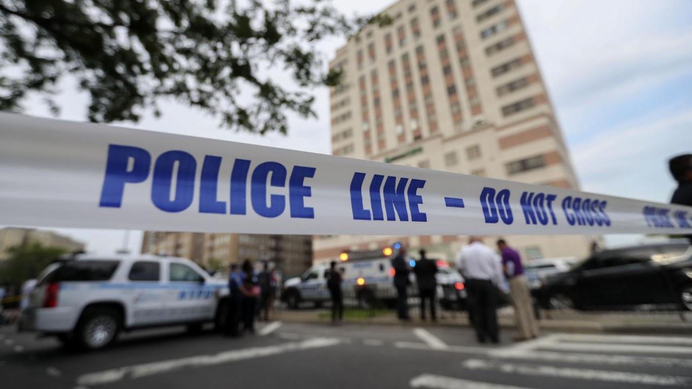 Sparatoria vicino a Baltimora: diverse persone ferite