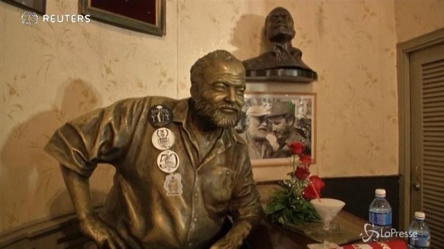 L'Avana: il bar tanto amato da Hemingway festeggia 200 anni di attività