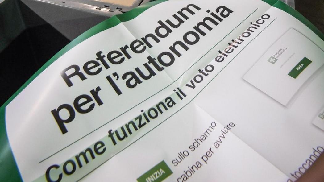 Referendum, come e quando si vota in Veneto: previsto il quorum