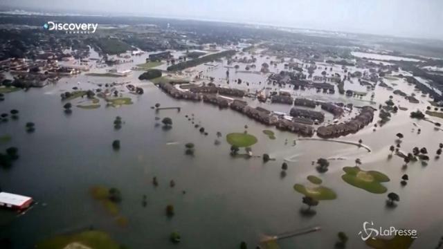 """VIDEO """"Irma: la tempesta perfetta"""". Il documentario su Discovery"""