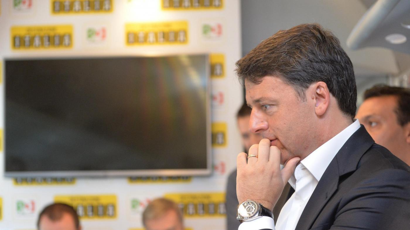 """Bankitalia, Renzi """"Riconferma Visco non è sconfitta"""". Prodi: """"Mozione improvvida"""""""