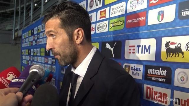"""Buffon: """"Se ci piangiamo addosso facciamo la fine dei perdenti"""""""