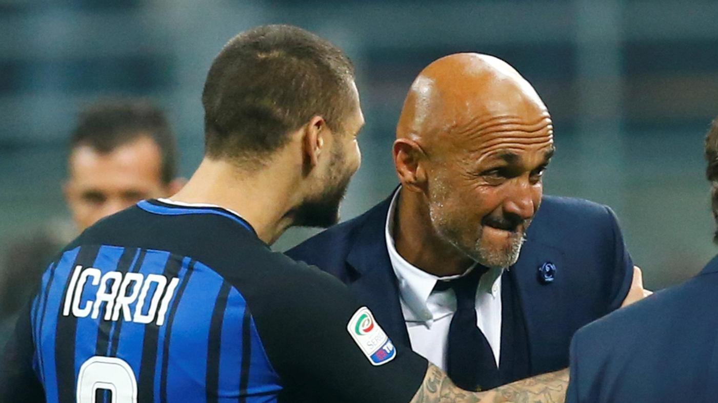 Inter, carica Spalletti: A Napoli per vincere. Sarri ministro