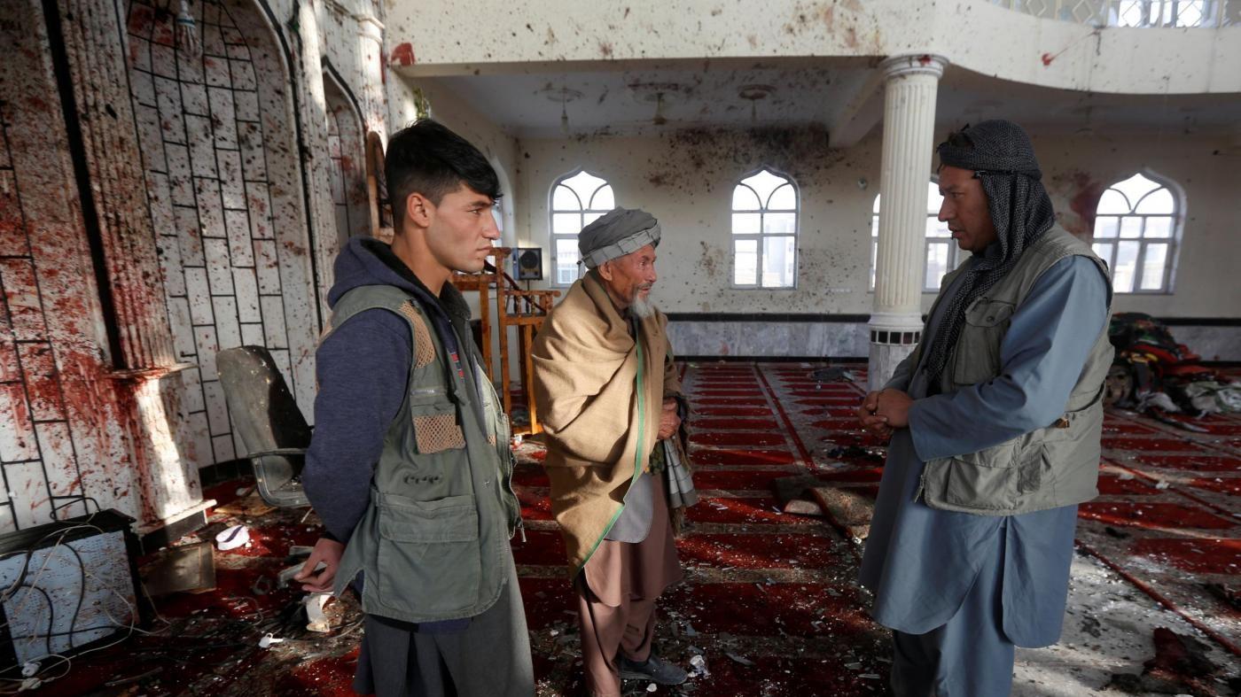 Attacco ad accademia militare di Kabul: almeno 15 morti