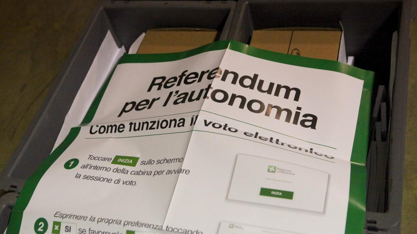 Referendum per l'autonomia, il voto in diretta: Veneto