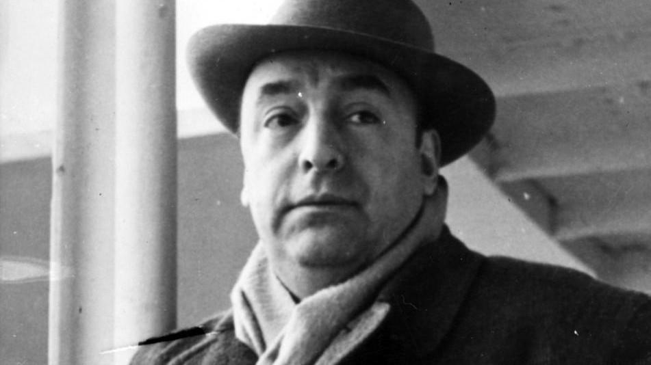 Pablo Neruda non morì di cancro: potrebbe essere stato avvelenato