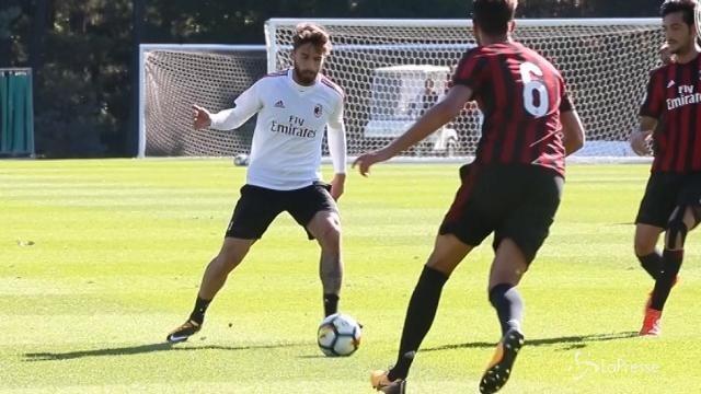 Milan: amichevole in famiglia, 3-1 alla Primavera