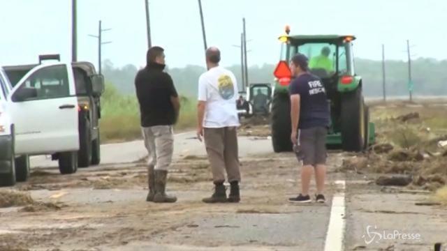 Uragano Nate: la Louisiana fa i conti con i danni