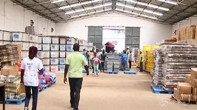 La Liberia si prepara alle elezioni del nuovo presidente