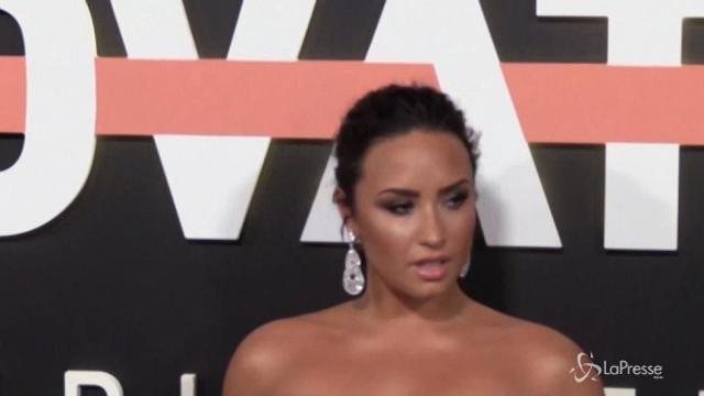 Presentato a Hollywood il documentario di Demi Lovato