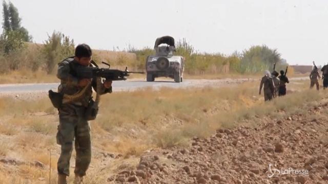 Offensiva dell'esercito afghano contro i talebani
