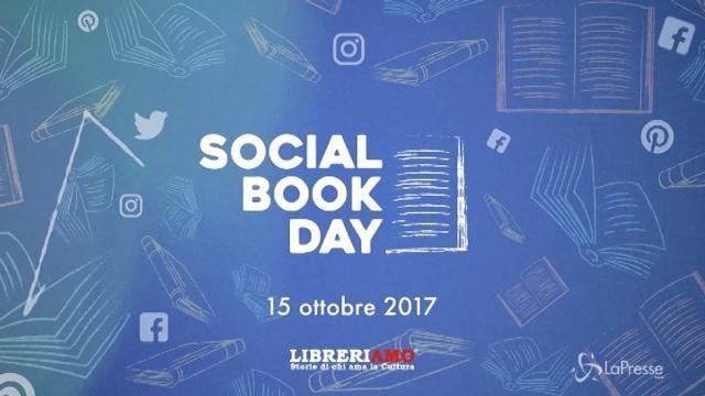 Arriva la quinta edizione del Social Book Day