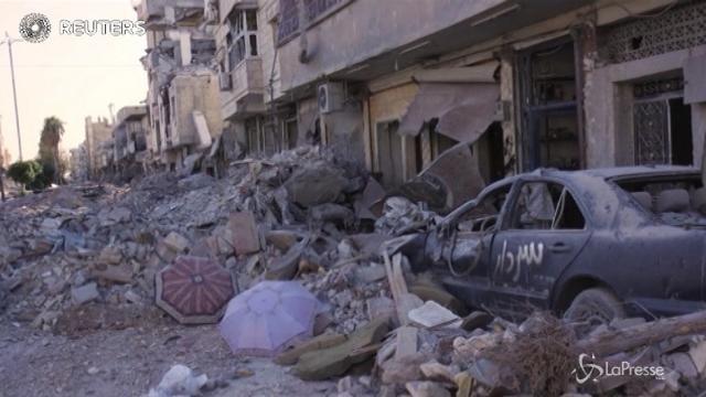 La difficile e costosa ricostruzione di Raqqa