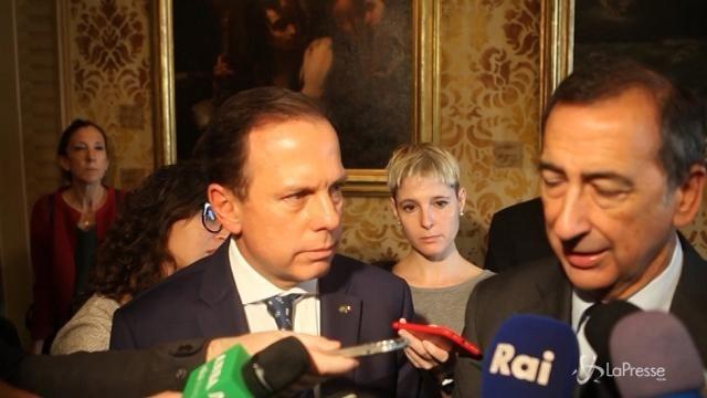 """Caso Battisti, Giuseppe Sala: """"Venga assicurato subito al nostro governo"""""""