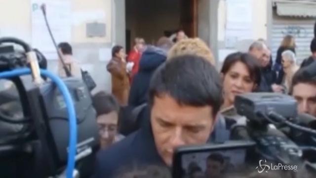 "Renzi: ""Senza primarie, io candidato premier"""