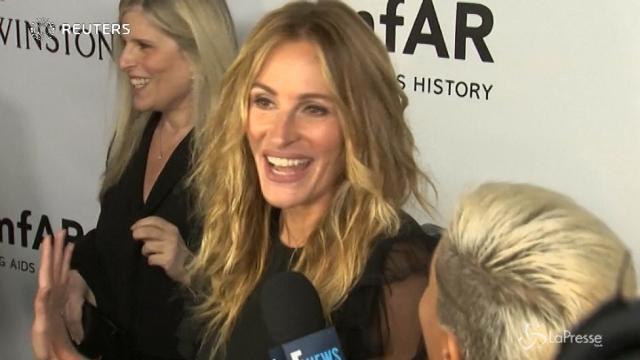 Gala Amfar in tono minore a Beverly Hills dopo lo scandalo Weinstein