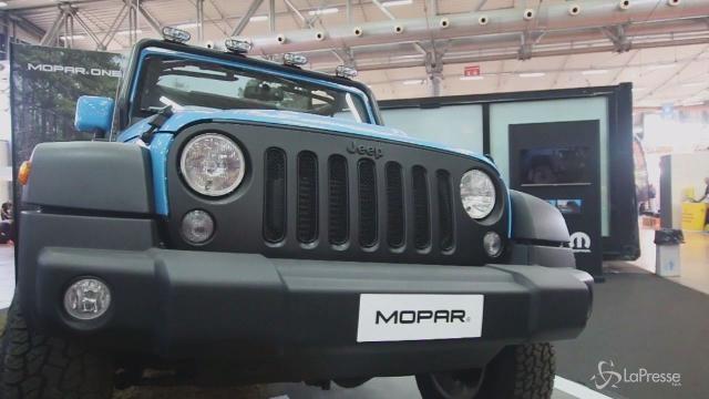 Fca: Jeep e Mopar in mostra al 4×4 Fest di Carrara
