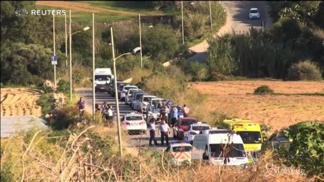 Malta: giornalista uccisa nell'esplosione della sua auto