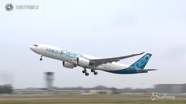 A Tolosa Airbus inaugura il suo A330neo
