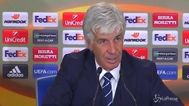 """Gasperini: """"Pigliamo troppi gol e Ilicic può fare di più"""""""