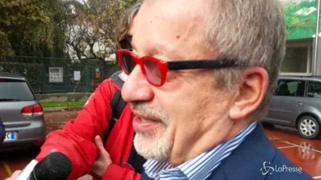 """Referendum, Maroni: """"Beppe Sala? Doveva fare un piccolo sforzo e votare"""""""