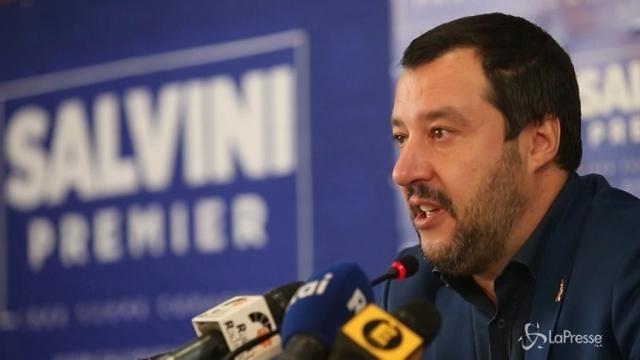 """Referendum, Salvini: """"Esempio di democrazia per tutta Europa"""""""