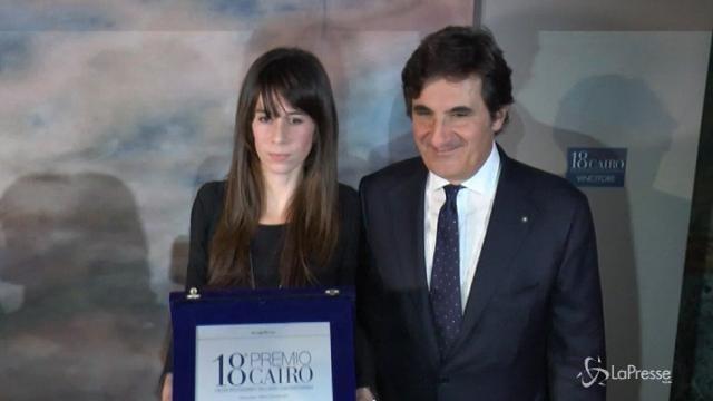 """Premio Cairo, la vincitrice: """"Emozionata e impreparata"""""""
