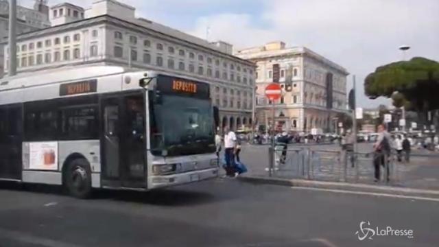 Oggi stop del trasporto pubblico