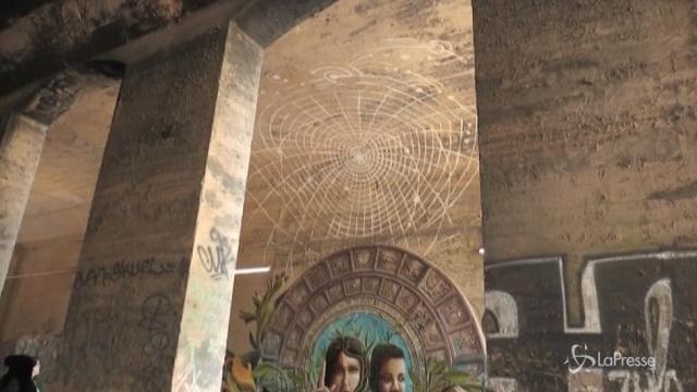 Usa: l'arte tra le strade di Atlanta
