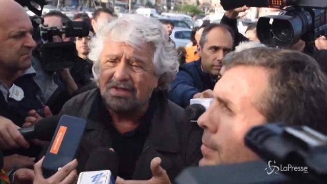 """Regionali Sicilia, l'appello di Grillo: """"Siate curiosi"""""""