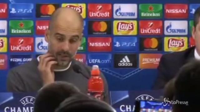 "Guardiola: ""Grandissima vittoria per noi"""