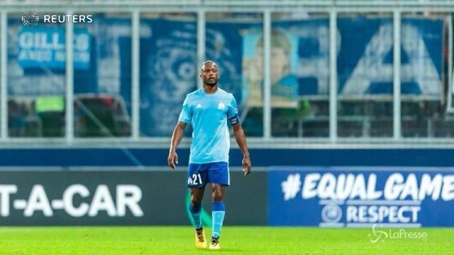 Evra sospeso dall'Olympique Marsiglia