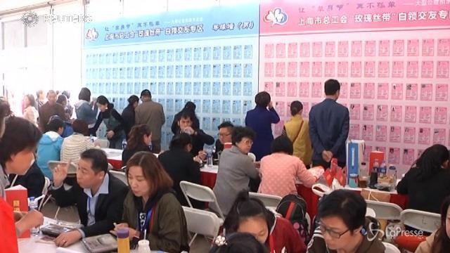 Cina: 12 mila single in cerca d'amore