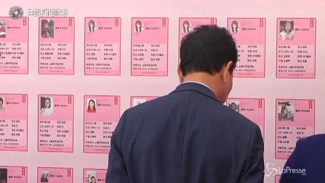 In Cina mega party per i single in cerca d'amore