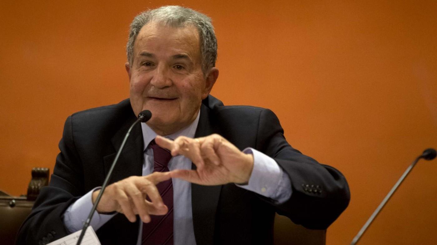 """Prodi: """"Pisapia non si è dimesso. Mancavano le motivazioni"""""""