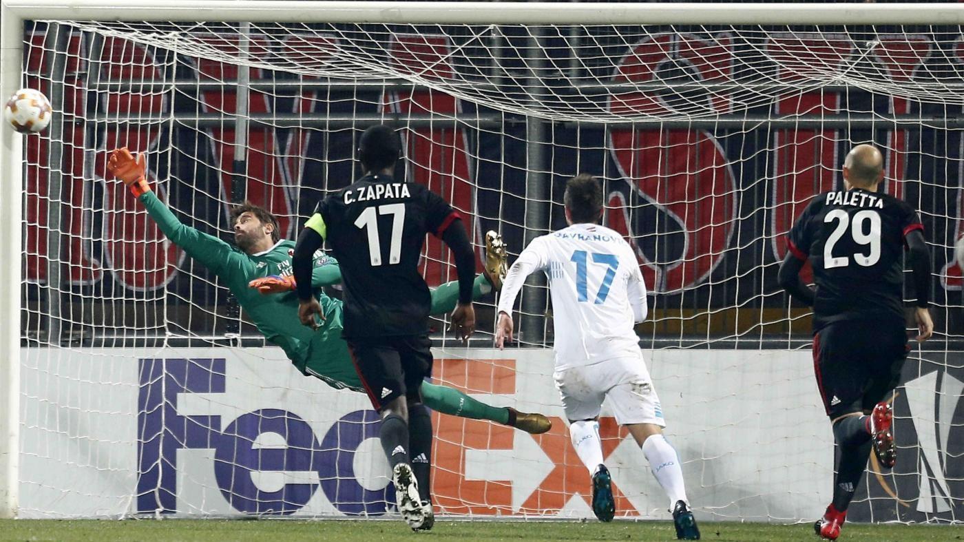Milan, due sberle anche a Rijeka. Gattuso non riesce a dare la carica
