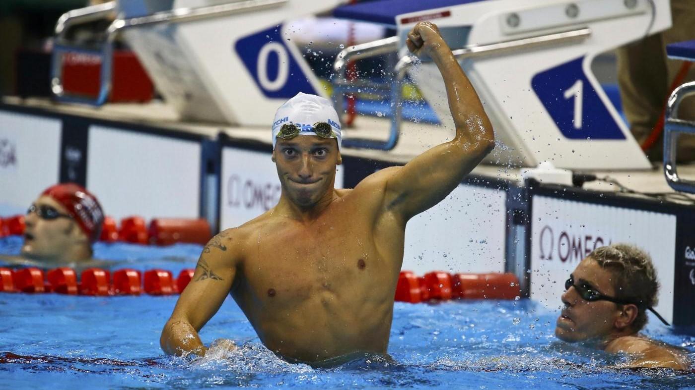 Nuoto, mondiali paralimpici: Italia chiude terza nel medagliere